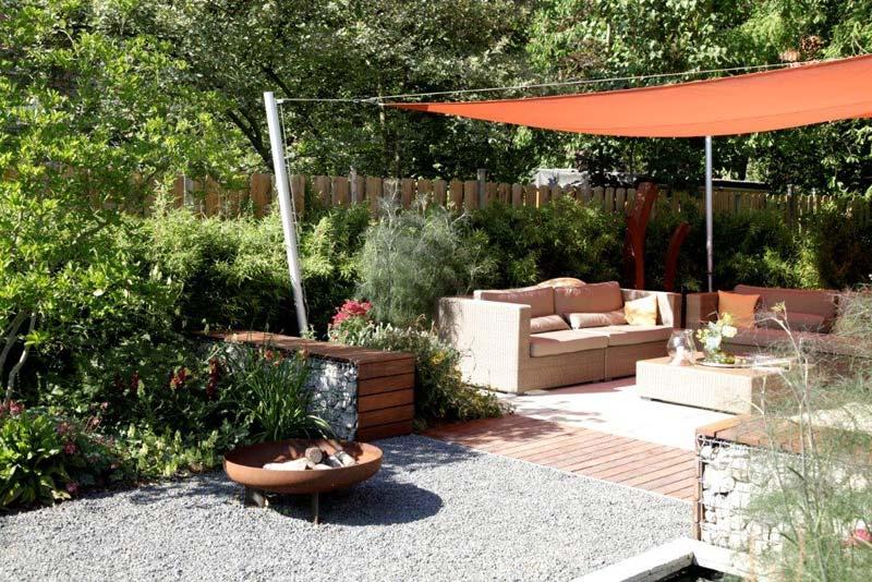 terrassen gestalten gartenplanung und gartengestaltung. Black Bedroom Furniture Sets. Home Design Ideas